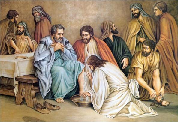 Phải rửa chân cho nhau: SN Tin Mừng thứ Năm Tuần Thánh (29.03.2018)