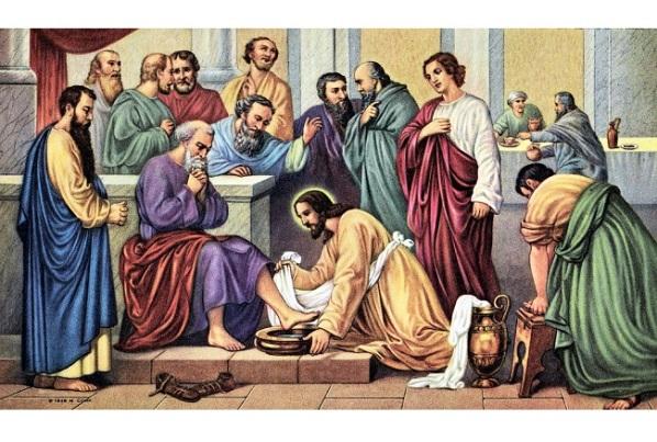 Phải rửa chân cho nhau: SN Tin Mừng thứ Năm Tuần Thánh (18.04.2019)