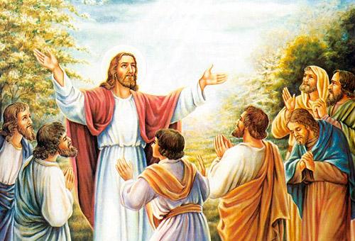 Bình an cho anh em: SN Tin Mừng thứ Ba tuần V Phục sinh (16.5.2017)