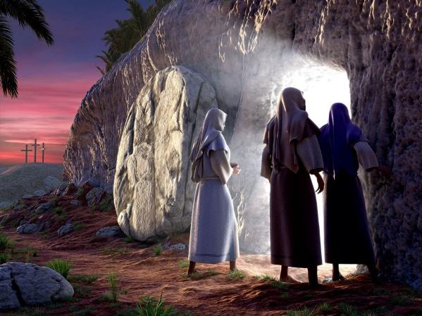 Ông đã thấy và đã tin: SN Tin Mừng Chúa Nhật Phục Sinh – Thánh lễ Chính ngày (01.04.2018)
