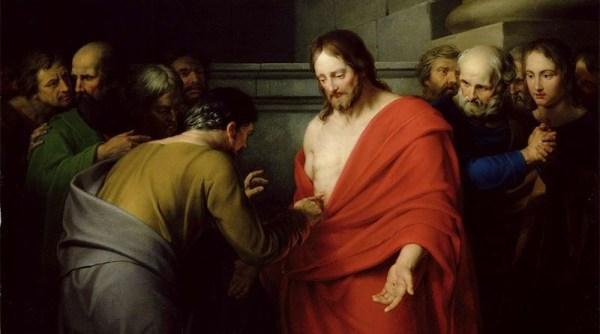 Hãy nhìn xem: SN TM CN II Phục Sinh C - Kính Lòng Thương Xót của Chúa (28.04.2019)