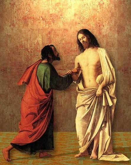 Chúng tôi đã thấy Chúa: SN Tin Mừng CN II PS A – Kính Lòng thương xót của Chúa (23.4.2017)