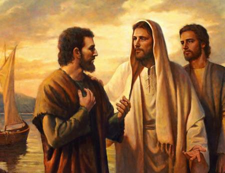 Hãy theo Thầy: SN Tin Mừng thứ Sáu tuần VII PS A (29.05.2020)