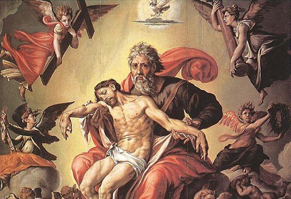 Thiên Chúa yêu thế gian: SN Tin Mừng thứ Tư tuần II Phục sinh (11.04.2018)