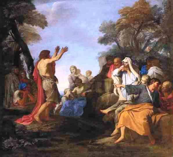 Mọi người đều đến với ông: SN Tin Mừng thứ Bảy sau lễ Hiển Linh (12.01.2019)