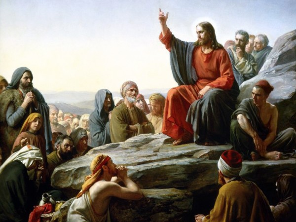 Chúa Cha làm chứng cho tôi: SN Tin Mừng tthứ Năm tuần IV MC A (26.03.2020)