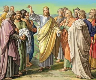 Chúa Cha làm chứng cho tôi: SN Tin Mừng thứ Năm tuần IV MC C (04.04.2019)