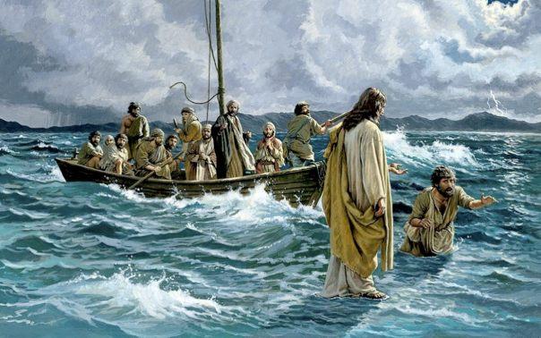 Các ông thấy Đức Giêsu đi trên mặt Biển Hồ: SN Tin Mừng thứ Bảy tuần II PS C (04.05.2019)