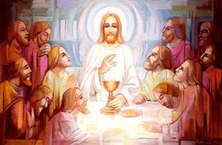 Chính là Cha tôi đã cho bánh bởi trời, bánh đích thực: SN TM thứ Ba tuần III PS C (07.05.2019)