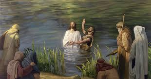 Học hỏi Phúc âm CN Chúa Giêsu chịu phép Rửa B (Mc 1,7-11) - P.1