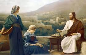 Học hỏi Phúc âm CN XVI TN C (Lc 10, 38-42) - P.1