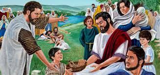 Học hỏi Phúc âm CN XVIII TN A (Mt 14,13-21) - P.1