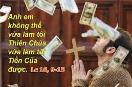 Học hỏi Phúc âm CN XXV TN C (Lc 16,10-13) - P.1