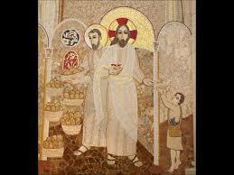 Học hỏi Phúc âm CN Mình Máu Thánh Chúa C (Lc 9,11-17) - P.1