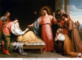 Học hỏi Phúc âm CN V TN B (Mc 1,29-39) - P.1