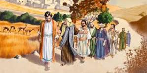 Học hỏi Phúc âm CN XIII TN C (Lc 9,51-62) - P.1