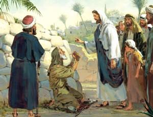 Học hỏi Phúc âm CN XXX TN B (Mc 10,46-52) - P.1