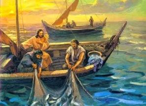 Học hỏi Phúc âm CN V TN C (Lc 5,1-11) - P.1
