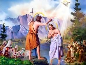 Học hỏi Phúc âm CN Chúa Giêsu chịu phép rửa C (Lc 3,15-16.21-22) - P.1