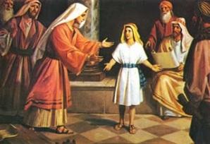 Học hỏi Phúc âm Lễ Thánh Gia Thất C (Lc 2,41-51) - P.1