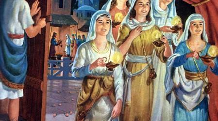 Học hỏi Phúc âm CN XXXII TN A (Mt 25,1-13) - P.1