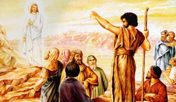 Học hỏi Phúc âm CN II MV B (Mc 1,1-8) - P.1