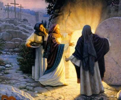 Học hỏi Phúc âm CN Phục Sinh B (Mc 16,1-8) - P.1