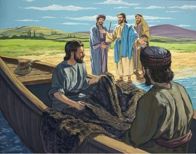 Học hỏi Phúc âm CN III TN B (Mc 1,14-20) - P.1