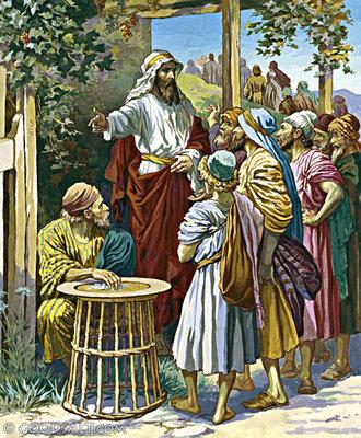 Học hỏi Phúc âm CN XXV TN A (Mt 20,1-16a) - P.1