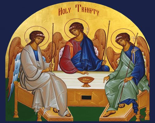 Thiên Chúa yêu thế gian: SN Tin Mừng CN lễ Chúa Ba Ngôi A (11.6.2017)