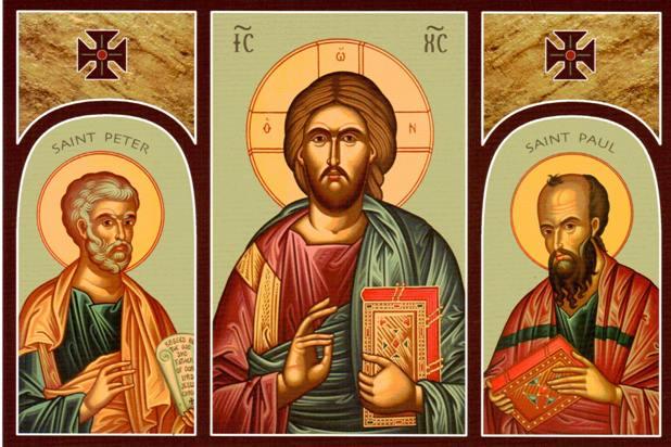 Anh là tảng đá: SN Tin Mừng thứ Năm lễ thánh Phêrô và thánh Phaolô, tông đồ (29.6.2017)