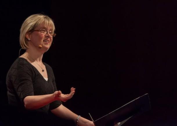 Đức tin và lòng yêu quý sự sống của Karen Gaffney, bị hội chứng Down