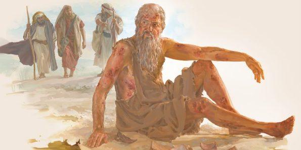 Khi con đau khổ, Thiên Chúa ở đâu?