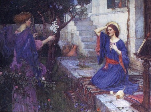 Đấng đầy ân sủng: SN Tin Mừng thứ Sáu – Đức Mẹ Vô nhiễm nguyên tội (08.12.2017)