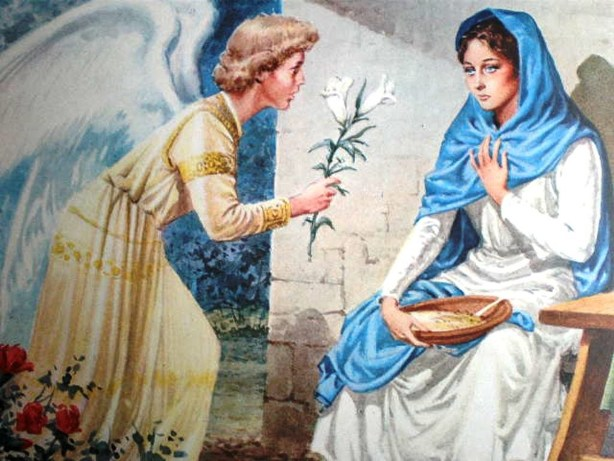 Tôi là nữ tì của Chúa: SN Tin Mừng thứ Tư - lễ Đức Maria Trinh Nữ Vương (22.08.2018)