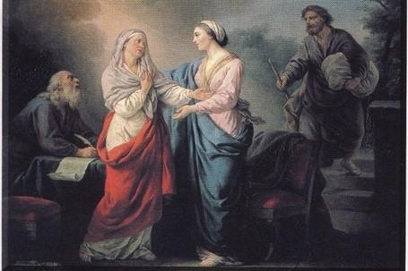 Maria ở lại độ ba tháng: SN Tin Mừng Đức Maria thăm viếng Bà Êlisabeth (31.05.2019)