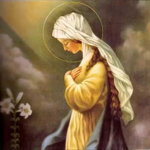 Đức Chúa ở cùng bà: SN Tin Mừng Lễ Đức Mẹ Mân Côi (7.10.2016)