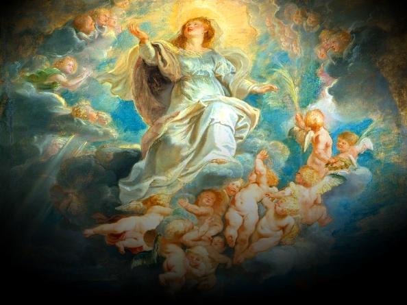 Em thật có phúc: SN Tin Mừng thứ Năm – Lễ Đức Mẹ lên trời (15.08.2019)