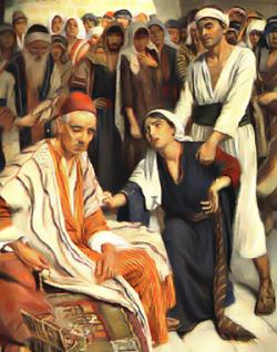 Học hỏi Phúc âm CN XXIX TN C (Lc 18,1-8) - P.1