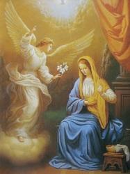 Đấng đầy ân sủng: SN Tin Mừng lễ Đức Mẹ Vô nhiễm nguyên tội (8.12.2016)