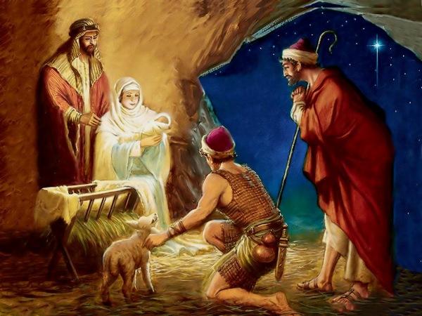 Tin Mừng trọng đại: SN Tin Mừng Lễ Đêm - Lễ Chúa Giáng Sinh (25.12.2018)