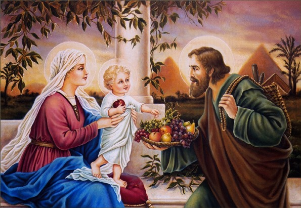 Con có bổn phận: SN Tin Mừng Chúa Nhật - Lễ Thánh Gia (30.12.2018)