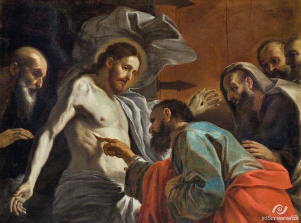 Hãy nhìn xem: SN Tin Mừng Chúa nhật về Lòng Thương xót của Thiên Chúa A (19.04.2020)