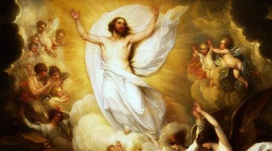Sức mạnh từ trời cao: SN Tin Mừng Chúa thật VII PS C – lễ Chúa Thăng Thiên (02.06.2019)