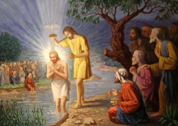 Trời mở ra: SN Tin Mừng Chúa nhật – Chúa Giêsu chịu Phép Rửa (13.01.2019)