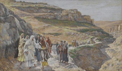 Nhất quyết lên Giêrusalem: SN Tin Mừng thứ Ba tuần XXVI TN (27.9.2016)
