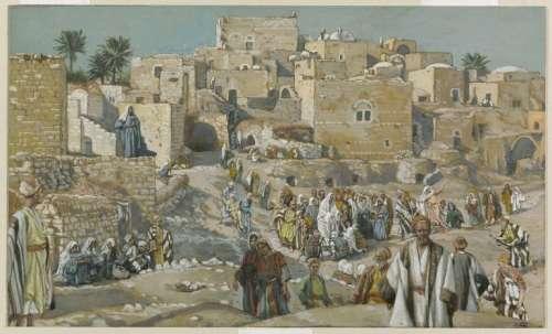 Nhất quyết lên Giêrusalem: SN Tin Mừng thứ Ba tuần XXVI TN A (3.10.2017)