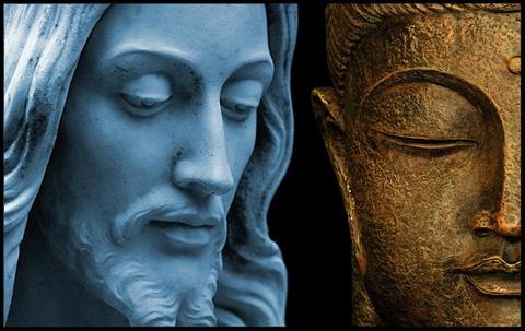 Một cái nhìn đối chiếu Kitô giáo và Phật giáo