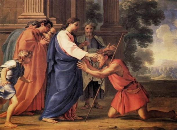 Chạnh lòng thương: SN Tin Mừng thứ Năm - Thánh Antôn, Viện phụ (17.01.2019)