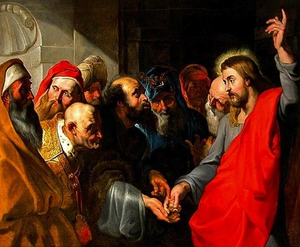 Của Thiên Chúa trả về Thiên Chúa: SN Tin Mừng thứ Ba tuần IX TN B (05.06.2018)